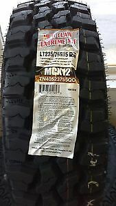 uniroyal laredo m/t new tire 235-75-15