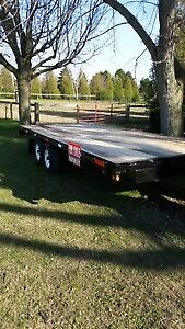 2004 Utility Trailer 20 ft. Price Reduced