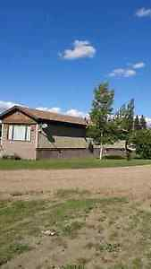 Peaceful corner lot with Mobile Home  REDUCED