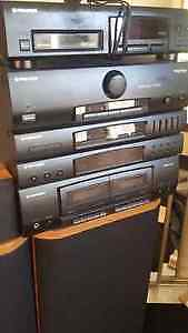 Pioneer Music system, 6cd changer