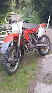 crf450 with ownership
