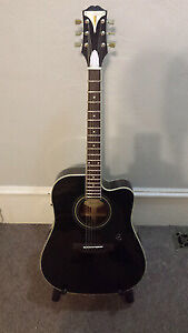 Acoustic Electric Guitar Epiphone Pro-1 Ultra EB