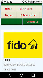 *** FIDO MINUTES FOR SALE ***
