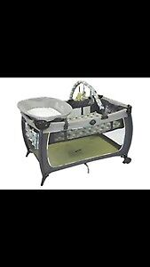 Brand New in the Box Safety First Playpen/Bassinet