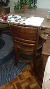 Dinning Table with 6 Chairs Kingston Kingston Area image 2