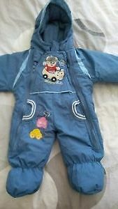 Boy snow suit, like new