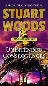 Stuart Woods-3 hardcover books  (read once)