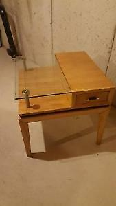 Retro-modern Couch table and two side tables $100 Kitchener / Waterloo Kitchener Area image 2