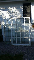 Antique Windows, For Crafts, Frames, Greenhouse, different sizes
