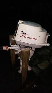 johnson seahorse 10hp/forces motor/moteur trade/echange