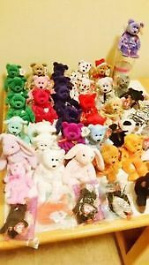 ATTENTION Beanie Baby Collectors! Selling my VINTAGE collection!