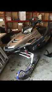 Yamaha Vector, Great all-around sled, Turn key and go