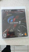 Gran turismo 5 (GT5) pour PS3 (play station trois)