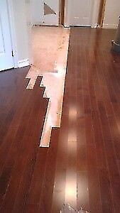 Flooring Repairs-Installation