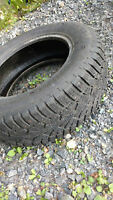 215/65/16 WINTER TIRES STUDDED
