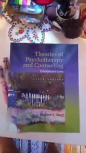 Theories Of Psychotherapy And Counselling - 6th
