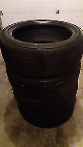 "Bridgestone Potenza RE92A 17"" Tires"
