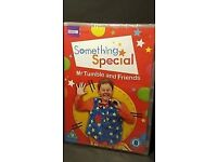 something special mr tumble and friends dvd