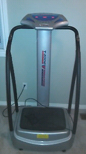 T Zone Vibration Machine