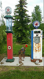 WANTED: OLD GAS STATION MEMORBILIA