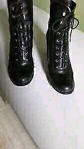 Naturalizer Waterproof N95 leather boots  St. John's Newfoundland image 2