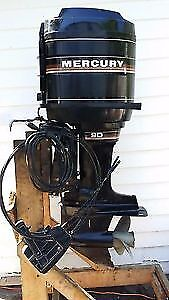1984/90hp tower of power straight 6 cylinder 2 stroke low hrs