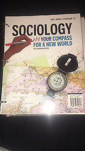 Sociology - My Compass For a New World (University of Windsor)