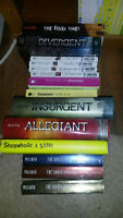 Books for teen - including Divergent Series!