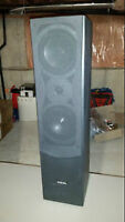 Missil Two way Standing Tower Speakers