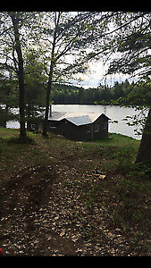 Chalet /Chasse et pêche - Cottage /Hunting and fishing