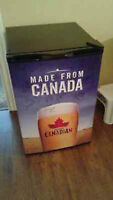 BAR FRIDGE - brand new - signed by NHL Hockey players
