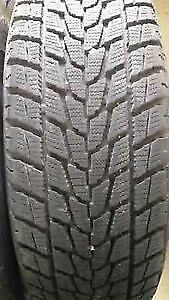 205/60R16 Set of 2 Toyo used winter FREEInst.&Bal.70%tread
