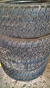185/65r15 WINTER SNOW Tires! $30 for 4!