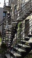 soudeur mobile ,escalier,balcon rampe auvent etc...