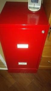 Ref Filing Cabinet NO KEY