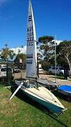 Contender sailing boat Dromana Mornington Peninsula Preview