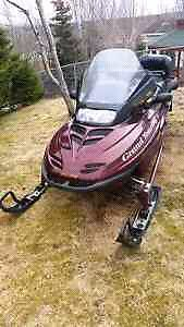 2001 Grand Touring SE rotax 800