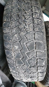 2 Tempra Winter tires 185/65/15