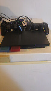 PS2 CONSOLE AND GAMES