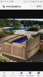 G2 CONVERTIBLE HARD TOP HOT TUB WAREHOUSE CLEARANCE. RETAILS FOR