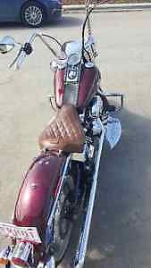 2014 Softail Deluxe SoCal Style