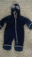 Columbia Unisex-Baby Infant Tiny Bear II Bunting