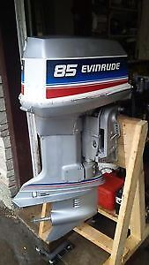Evinrude outboard motors boats for sale in ontario for Outboard motor for sale ontario