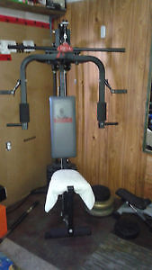 WEIDER HOME GYM 4 IN 1 Cornwall Ontario image 1