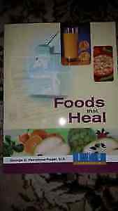 Foods that Heal book for Sale