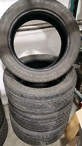265/50R20 Toyo Open Country H/T Set of 4 Tread 75%
