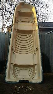 sundolphin fishing boat for sale 600 obo (no trailer.. plastic)
