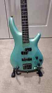 1990 Ibanez SR 1000 SDGR Bass Japan Highest Model