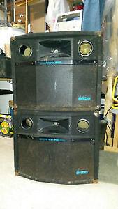 Speakers Elite Micron 600