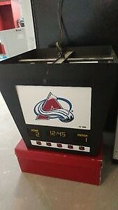 Hockey fans... Colorado Avalanche light